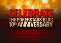 Celebrate ten years of the PokerStars Blog