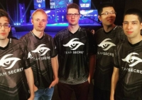 Team Secret is the Winner of the Nanyang Championships
